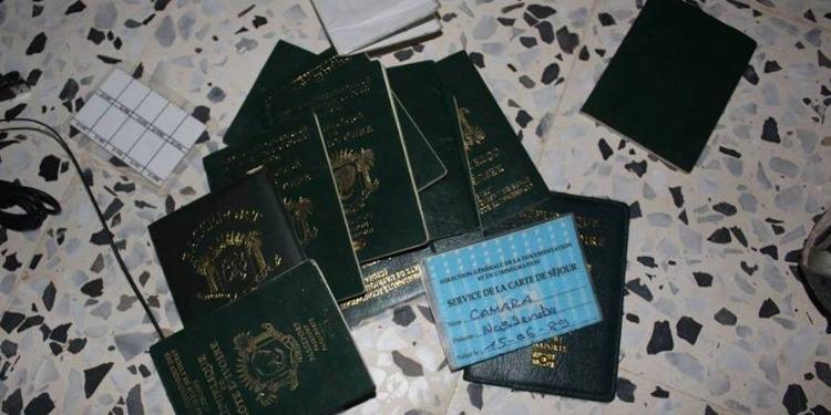 زوارة الليبية: بينهم تونسيون.. إيقاف أشخاص بصدد ''الحرقة'' (صور)