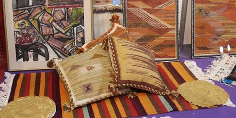 Le tapis et les tissages traditionnels, en foire à Sousse