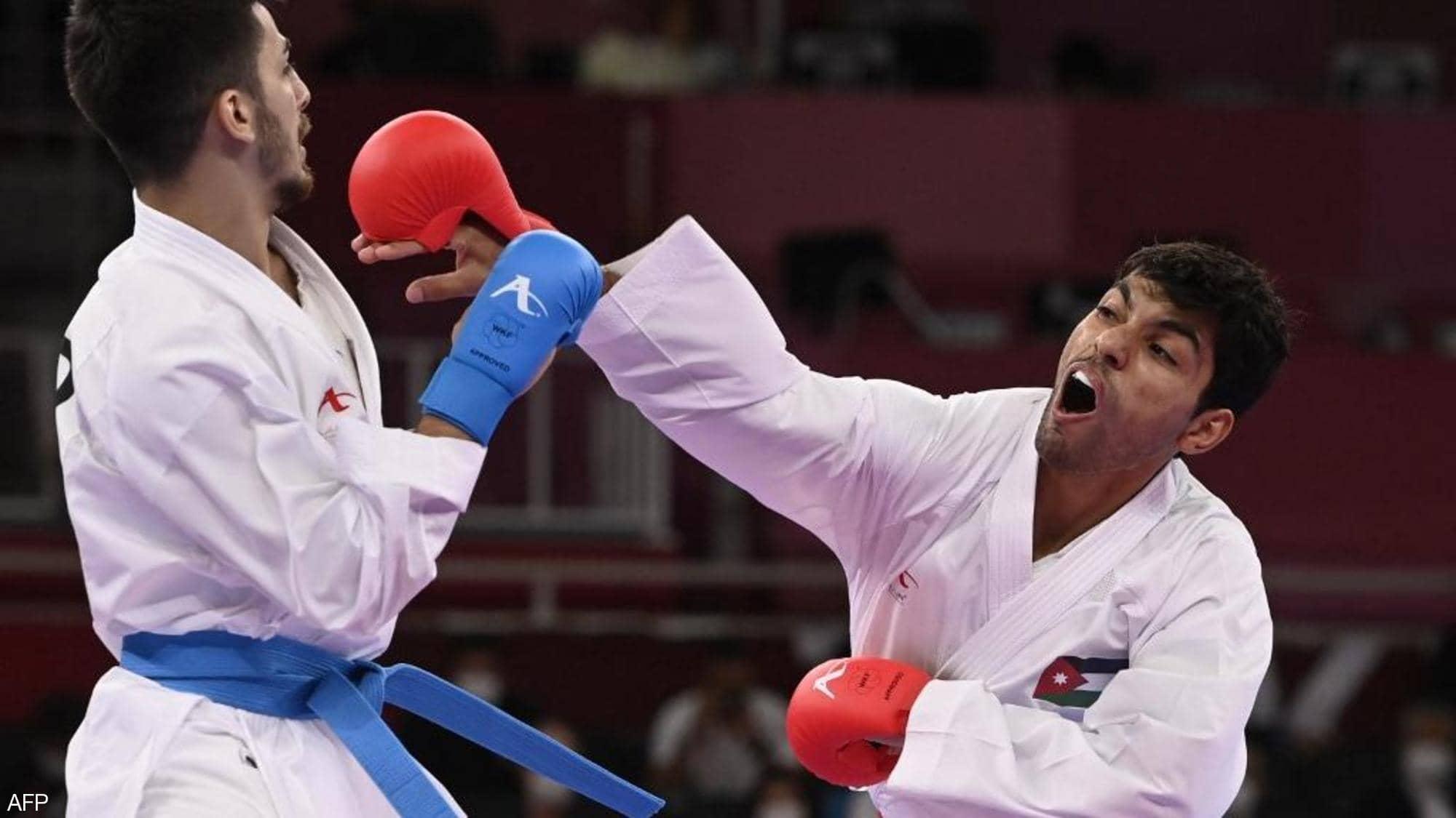 بطل أردني يضيف الميدالية رقم 12 للعرب في أولمبياد طوكيو