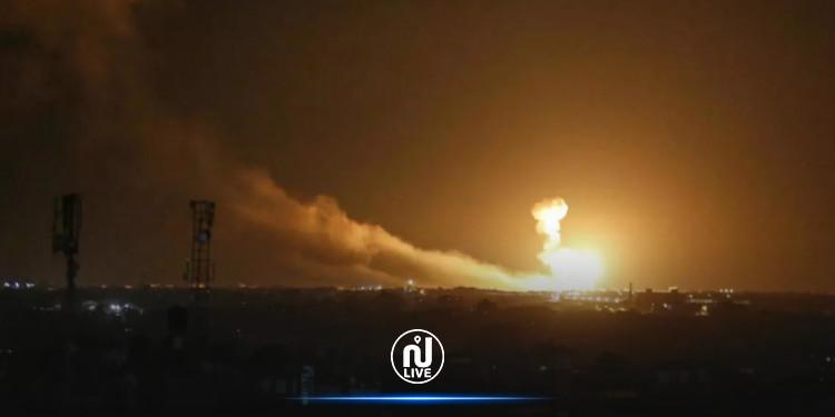 سوريا: انفجارات عنيفة تهز العاصمة دمشق