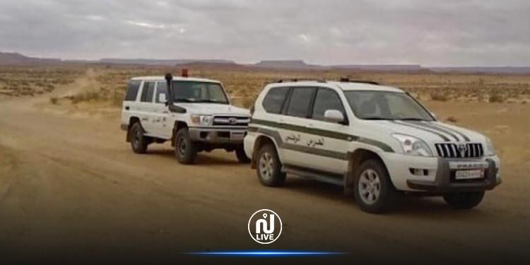سليانة: القبض على 18 مجتازا للحدود الجزائرية التونسية من أصول إفريقية من بينهم إمراة و3 قصر