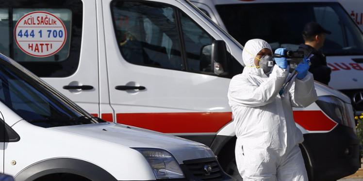 هجوم تركيا الإرهابي: الكشف عن هوية الإنتحاري