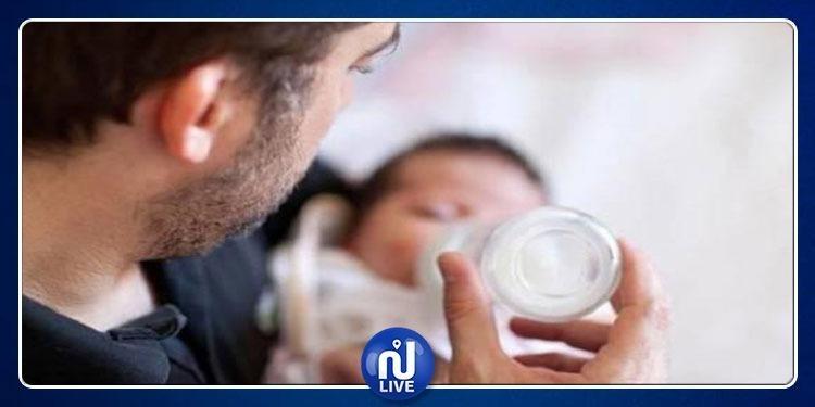 عطلة الأمومة: 4 أشهر للأب مع منحه نصف الأجر