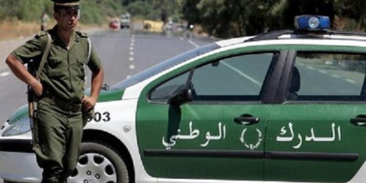 عاجل: هجوم إرهابي على حاجز أمني بالجزائر العاصمة