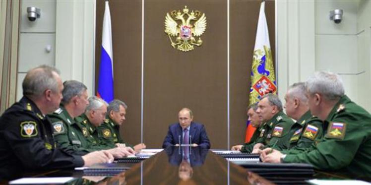 مسار الحلّ في سوريا تُمسك بناصيته موسكو