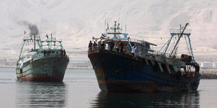 جرجيس: لهذا السبب اختطفت الميليشيات الليبية مركبي الصيد التونسيين