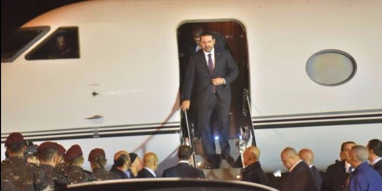 أمريكا ترحب بعودة الحريري إلى لبنان