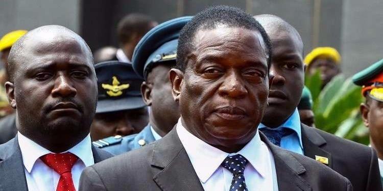 خلفا لموغابي: ''التمساح'' رئيسا لزيمبابوي