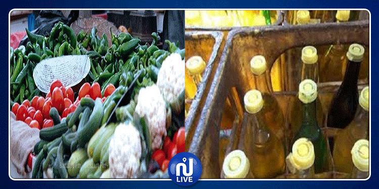 وزير التجارة: ضخ كميات من الزيت النباتي وانخفاض في أسعار الخضر