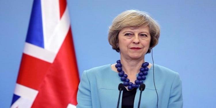 تيريزا ماي : هجوم لندن ليس عفويا ولكنه لن يؤثر على حياة اللندنيين
