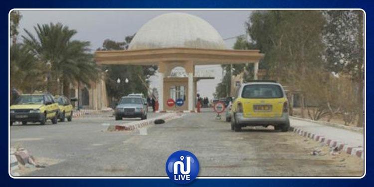معبر جديد بين تونس والجزائر