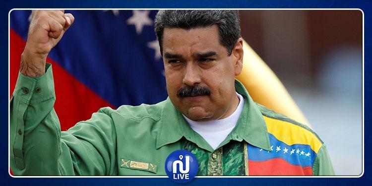 إثر ''الإنقلاب'': مادورو يعلن قطع العلاقات الدبلوماسية مع واشنطن