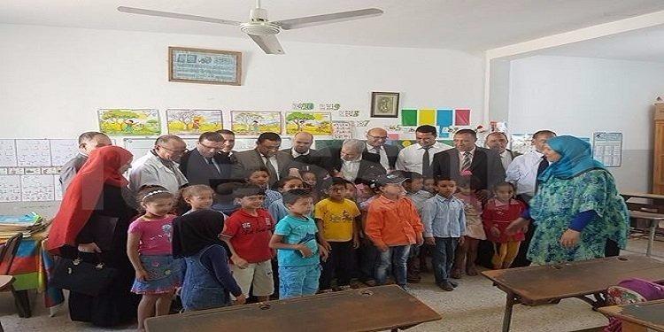 وزير الشؤون الدينية يؤدي زيارة إلى ولاية جندوبة (صور)