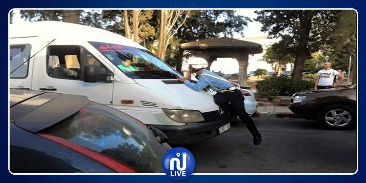 الجزائر: أمره شرطي بالتوقف..فقتله دهسا!
