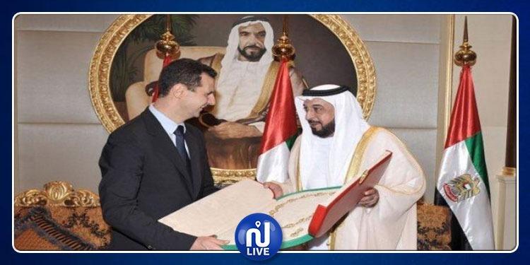 في خطوة مفاجئة: الإمارات تعيد فتح سفارتها بسوريا