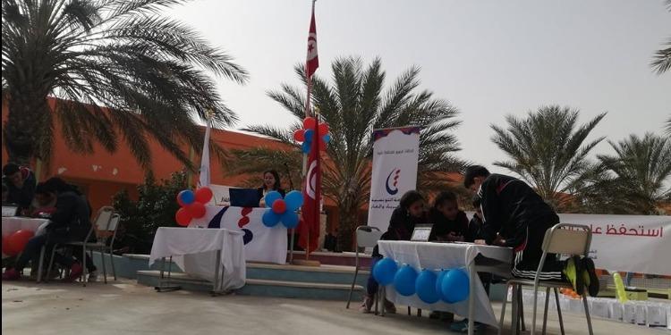 توزر: مدرسة 'نهج الشابي' تحتضن تظاهرة في الارشاد الطاقي لدى الناشئة (صور)