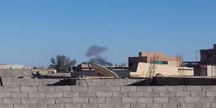 ليبيا: قصف جوي قرب مطار سبها العسكري