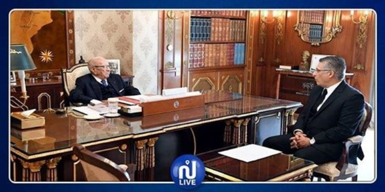 En vidéo: Nabil Karoui rencontre le président Caïd Essebsi