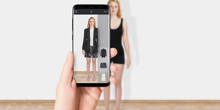 Votre Smartphone choisit le vêtement qu'il vous faut…(Photos)