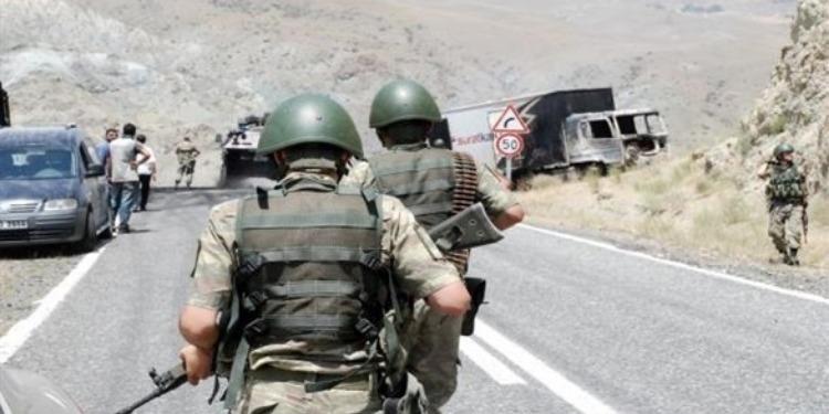مصرع 5 جنود أتراك في هجوم  على قاعدة عسكرية