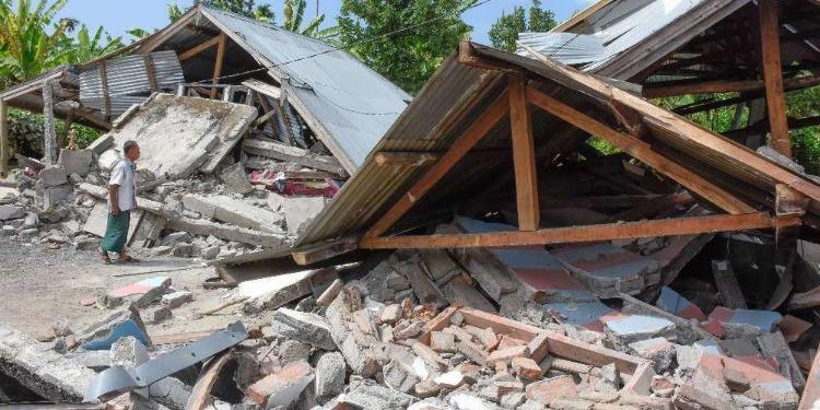 Indonésie: L'île de Lombok secouée par un séisme de magnitude 7