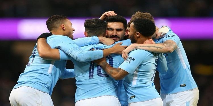 أغويرو يمنح المان سيتي فوزا ثمينا على حساب بريستول في كأس رابطة المحترفين الإنجليزية