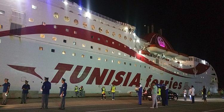 الشركة التونسية للملاحة تعلن عن برمجة رحلتي عودة من ميناء جرجيس نحو ميناء مرسيليا