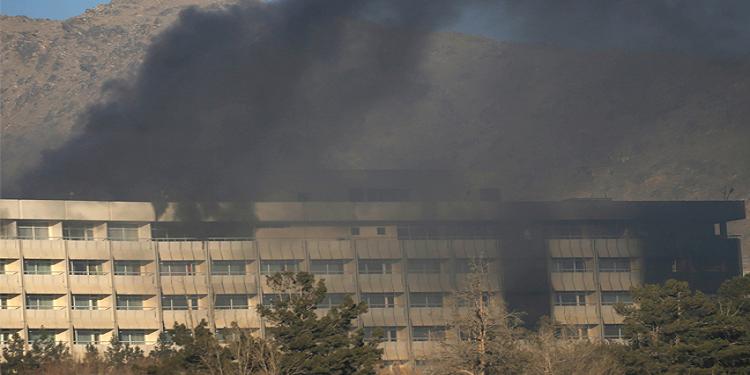 أفغانستان: 18 قتيلا من بينهم 14 أجنبيا في هجوم إرهابي على فندق