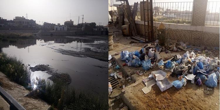 توزر: مشاكل بيئية قد تخلّف مخاطرًا صحيّة على المواطن (صور)