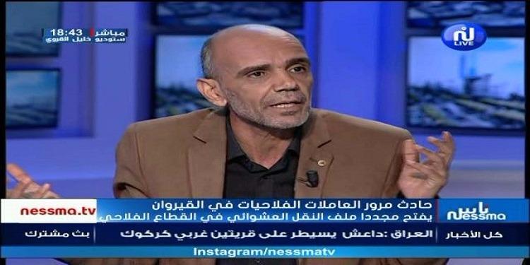 محمد الحامدي: غرق أبنائنا في سواحل قرقنة فاجعة وطنية والدولة مطالبة بفتح تحقيق جدي