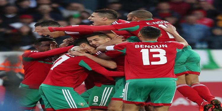 بطولة افريقيا للاعبين المحليين: المغرب يتأهل للدور النصف النهائي