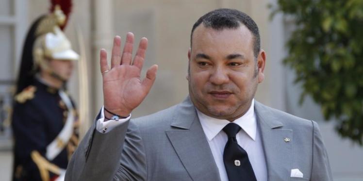 برقية تعزية من الملك محمد السادس إلى السبسي على خلفية عمليات بن قردان