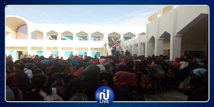 نابل: تعطل الدروس بسبب احتجاجات التلاميذ