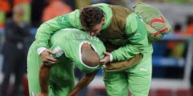 الجزائر تنهزم أمام  منتخب زامبيا وتغادر مونديال روسيا