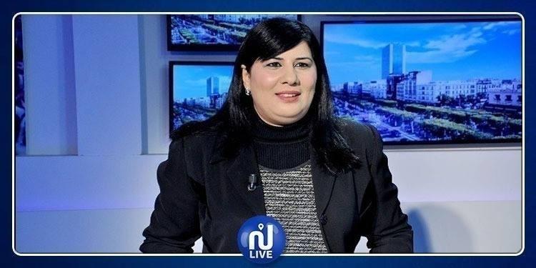 Abir Moussi: ''La femme doit acquérir une formation politique''