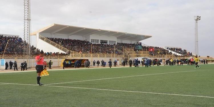 كأس الكاف: ملعب حي المطار ببنقردان يحتضن مواجهة الفريق ضد هلال جوبا