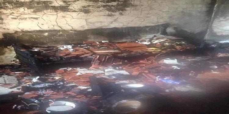 حمام الأغزاز: حريق يودي بحياة طفلة معاقة