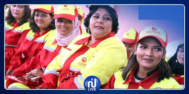 المغرب: مسابقة لإختيار  ملكة جمال عاملات النظافة