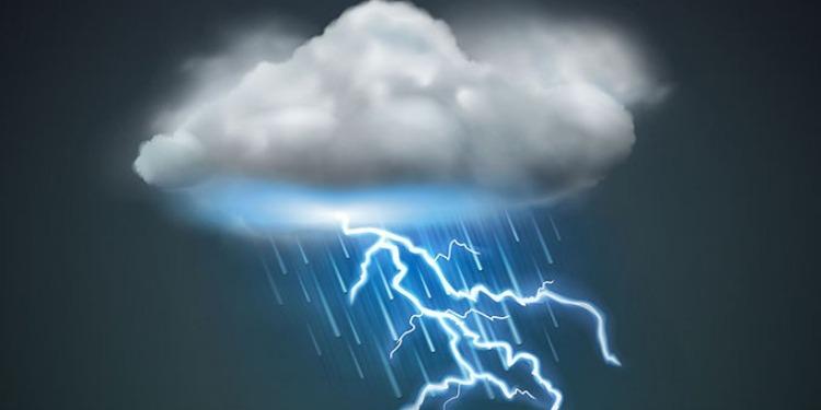 Alerte météo: Pluies intenses et vents forts sous orages, sur le Nord…