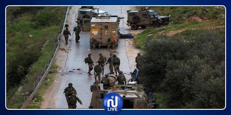 مقتل فلسطينين برصاص الاحتلال الاسرائيلي