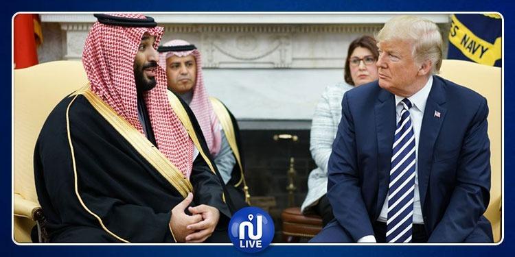 ترامب: شراكتنا القوية مع السعودية تحافظ علىمصالحنا ومصالح إسرائيل