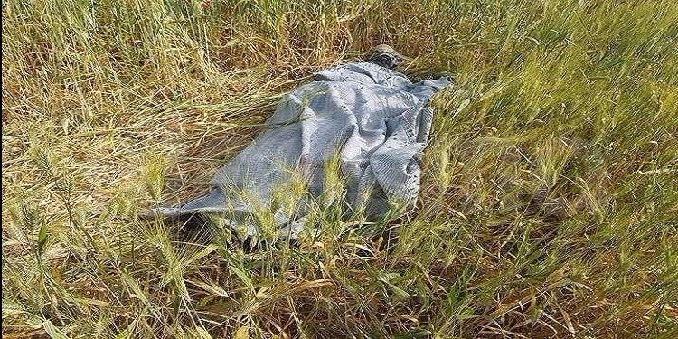 الجريصة-الكاف : العثور على جثة شاب ملقاة باحدى الحفر
