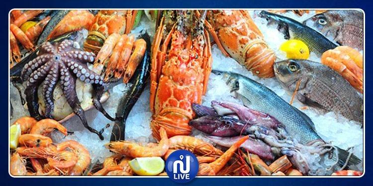 Les produits de la pêche s'exportent bien