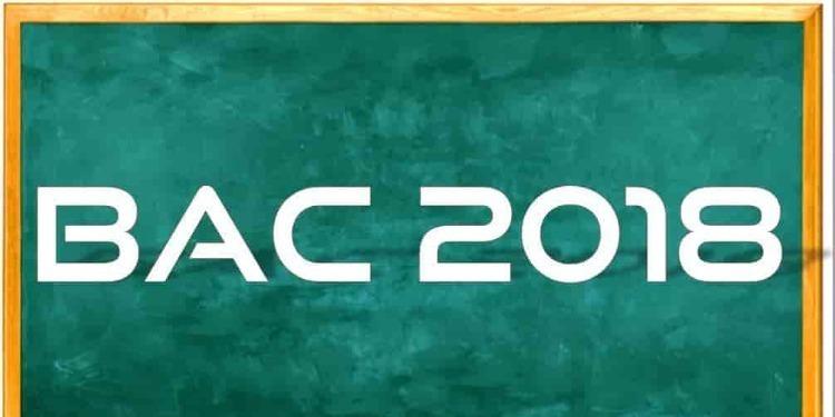 Bac 2018-Session de contrôle: Un taux de réussite de 36%
