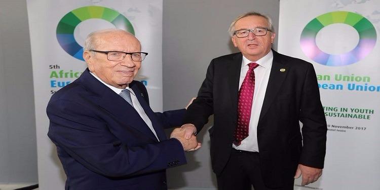 إتفاق تونسي أوروبي على ضرورة تكثيف المشاورات حول الأزمة في ليبيا