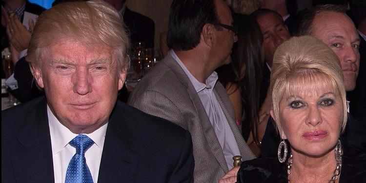 الزوجة الأولى لدونالد ترامب تكشف أسرار حياتها معه !