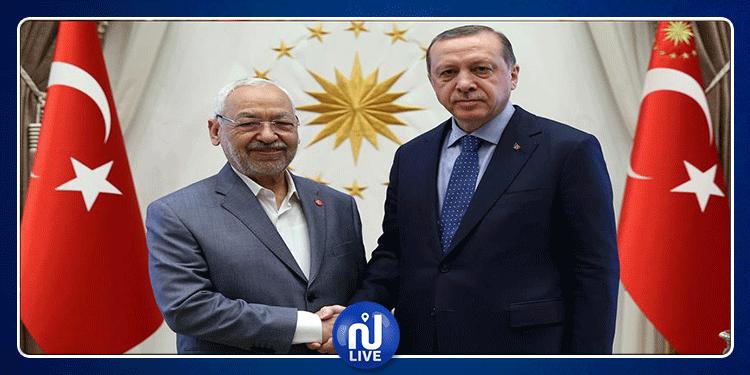 التونسيون يختارون أردوغان كالقائد الإسلامي الأول قبل الغنوشي