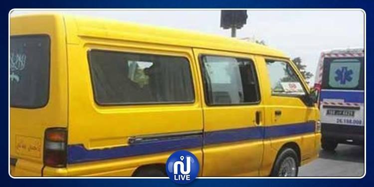 سوسة: إيقاف 4 أشخاص على متن تاكسي جماعي..الأسباب