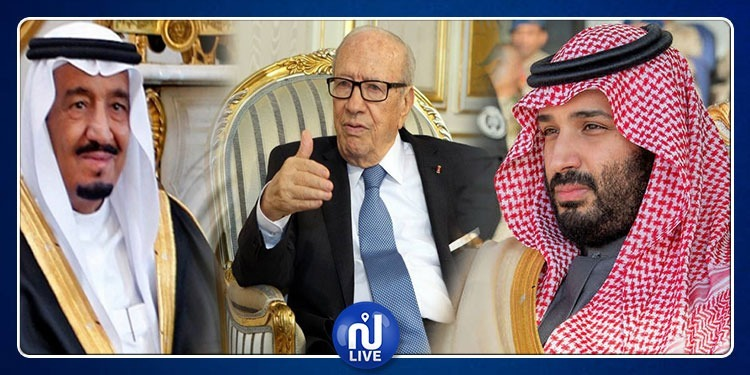 الملك السعودي وولي العهد يهنّئان رئيس الجمهورية