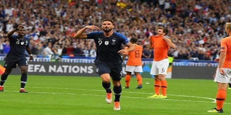 Football: La France surclasse les Pays-Bas en Ligue des nations